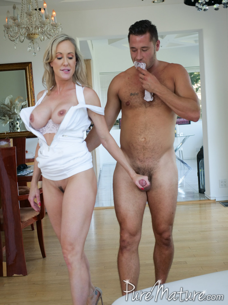 Older women that love big cocks