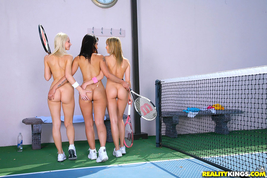 Games nude tennis
