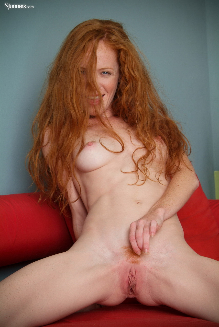 Red hot pussy