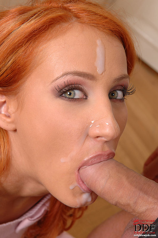 Download redhead blowjob facial bastard indeed!! she