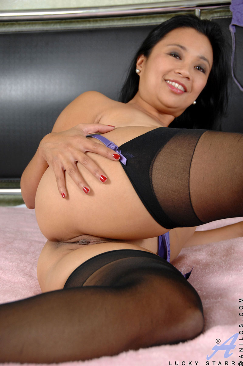 mature asian woman