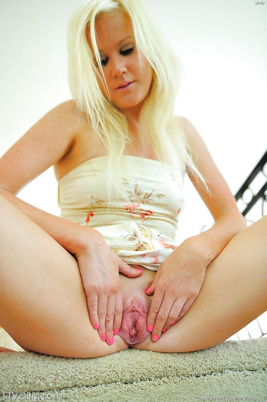 Commit blonde babe with shaved pussy what phrase