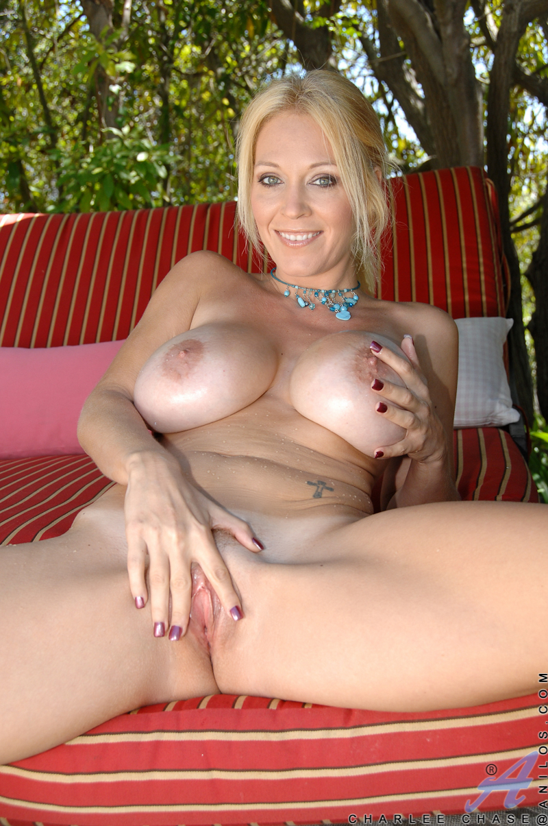 Busty mature milf in pool think, that