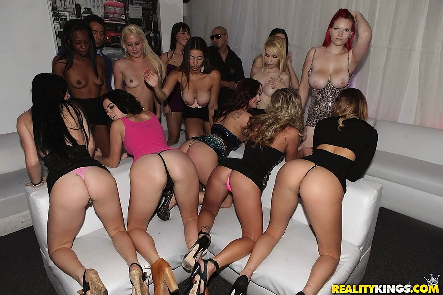 Naked strip pussy ladies club