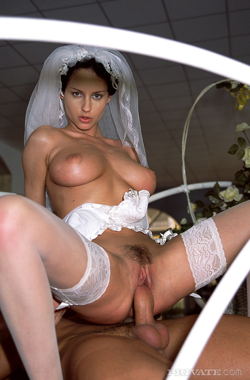 hot busty slut brides