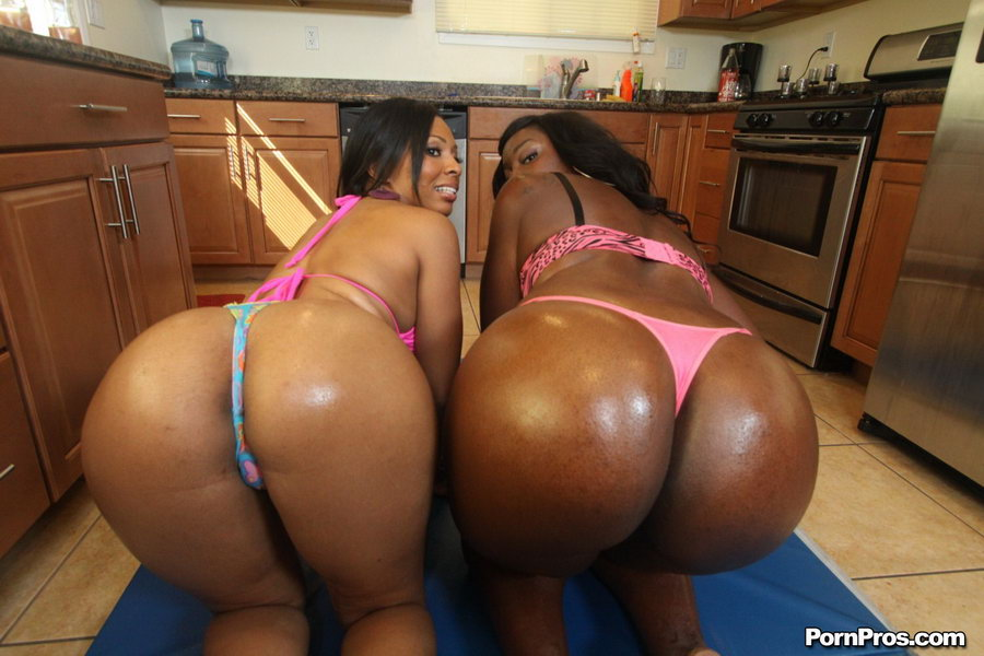 Simply excellent Large black sexy girls naked sucking balls excited