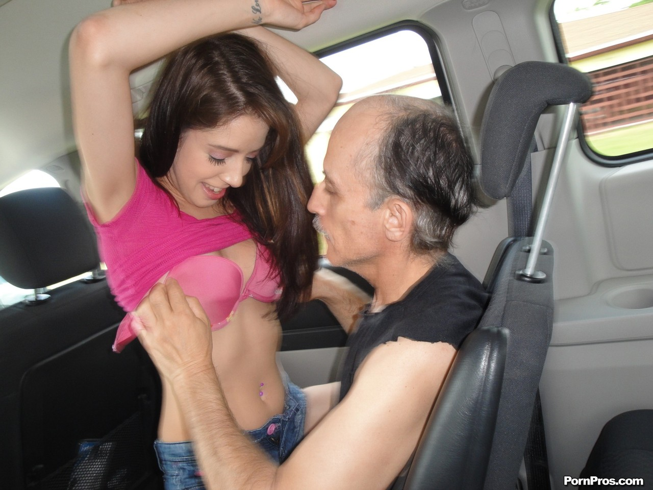 Young Girl Fucked Old Man