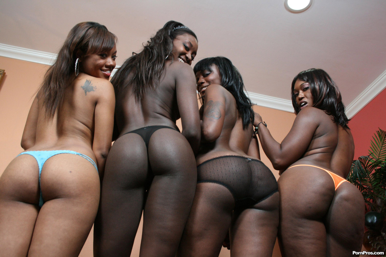 Big butt black girls
