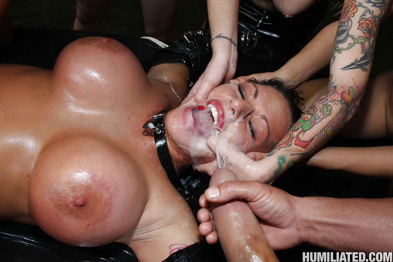 slave woman group sex bondage parties