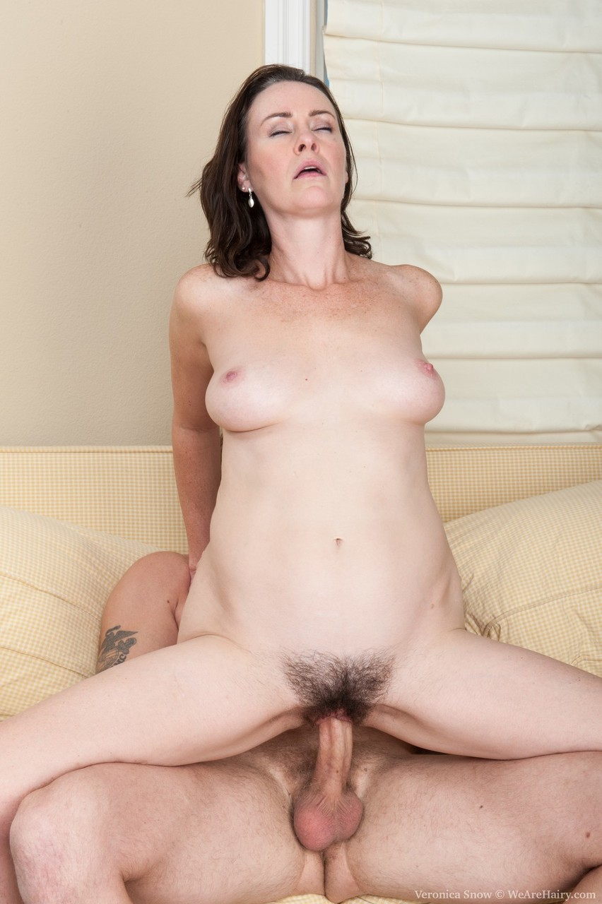 Mature Hairy Latina Mom