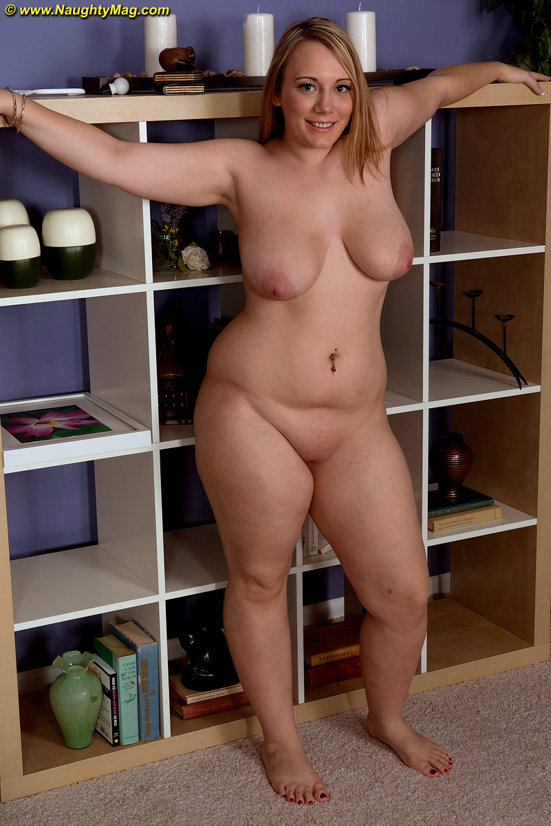 beautiful bbw nude