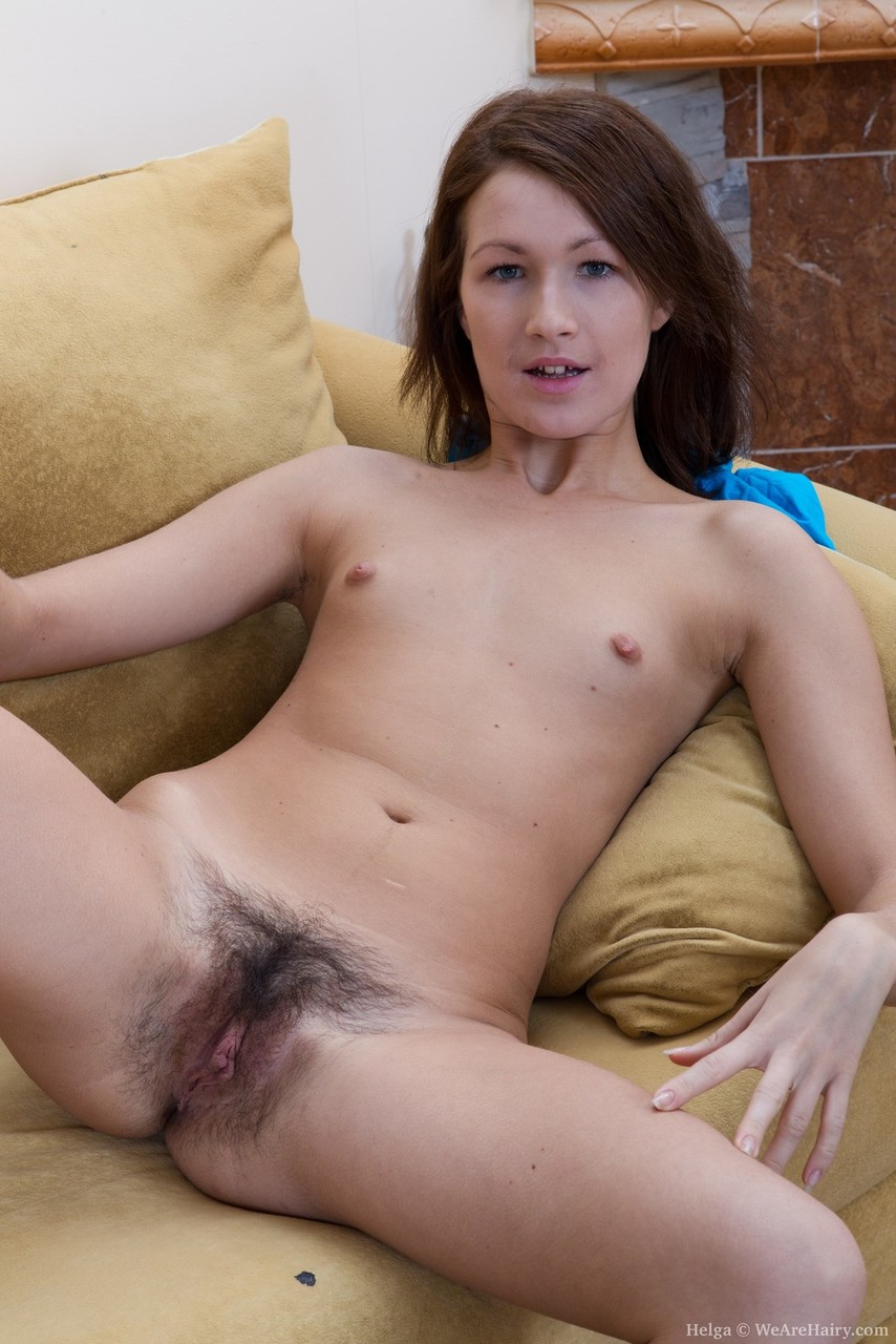 Porno small naked hairy girl