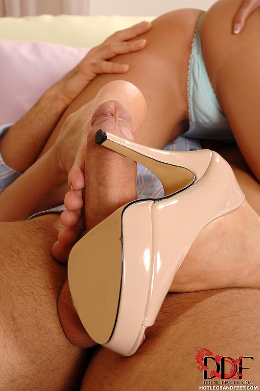 Pantyhose foot play before the charity event 4k - 3 part 10