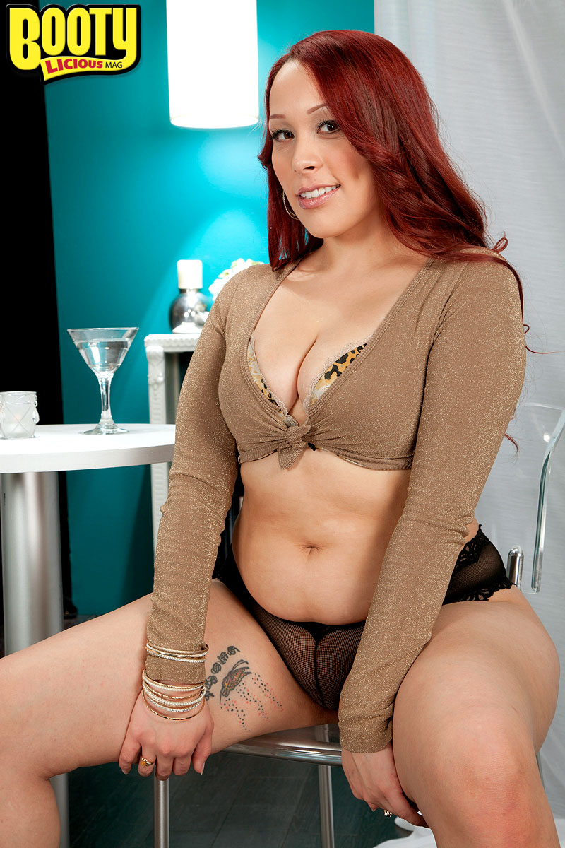 Alycia Starr Gallery sexy redheaded plumper alycia starr unleashes her fat ass