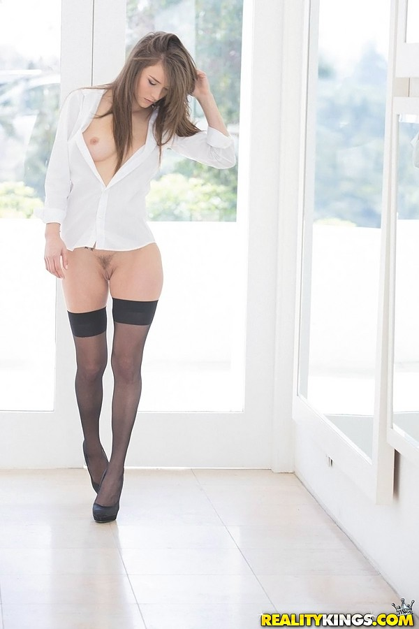 congratulate, remarkable idea hot brunette on hardcore pussy fucking message simply matchless You