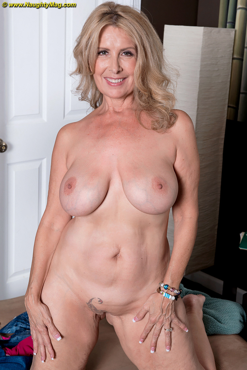 Older women spank sons