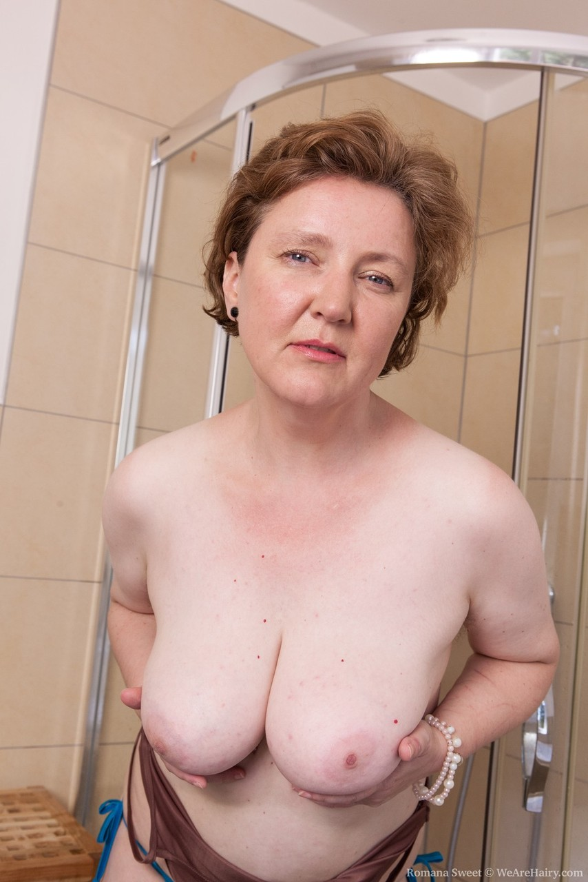 Matured chubby Romana Appealing displays off stubbled underarms and muffin in bath-tub porn photo #324849605 | We Are Hairy, Romana Sweet, Ass, BBW, Bath, Big Tits, Close Up, Hairy, Mature, Nipples, Panties, Pussy, Shower, Spreading, Wet, mobile porn
