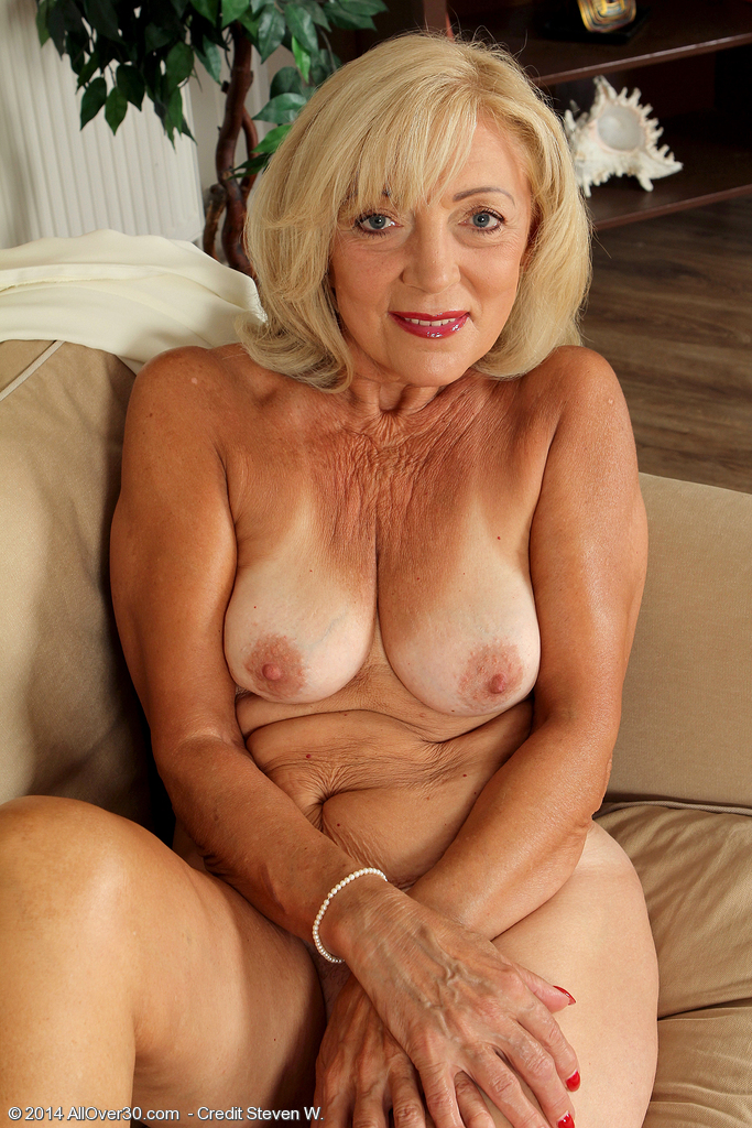 60 year old naked boobs