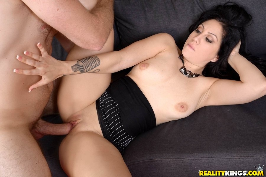 milf flash video - ... Brunette MILF seduces a guy with upskirt panty flash in high heels ...