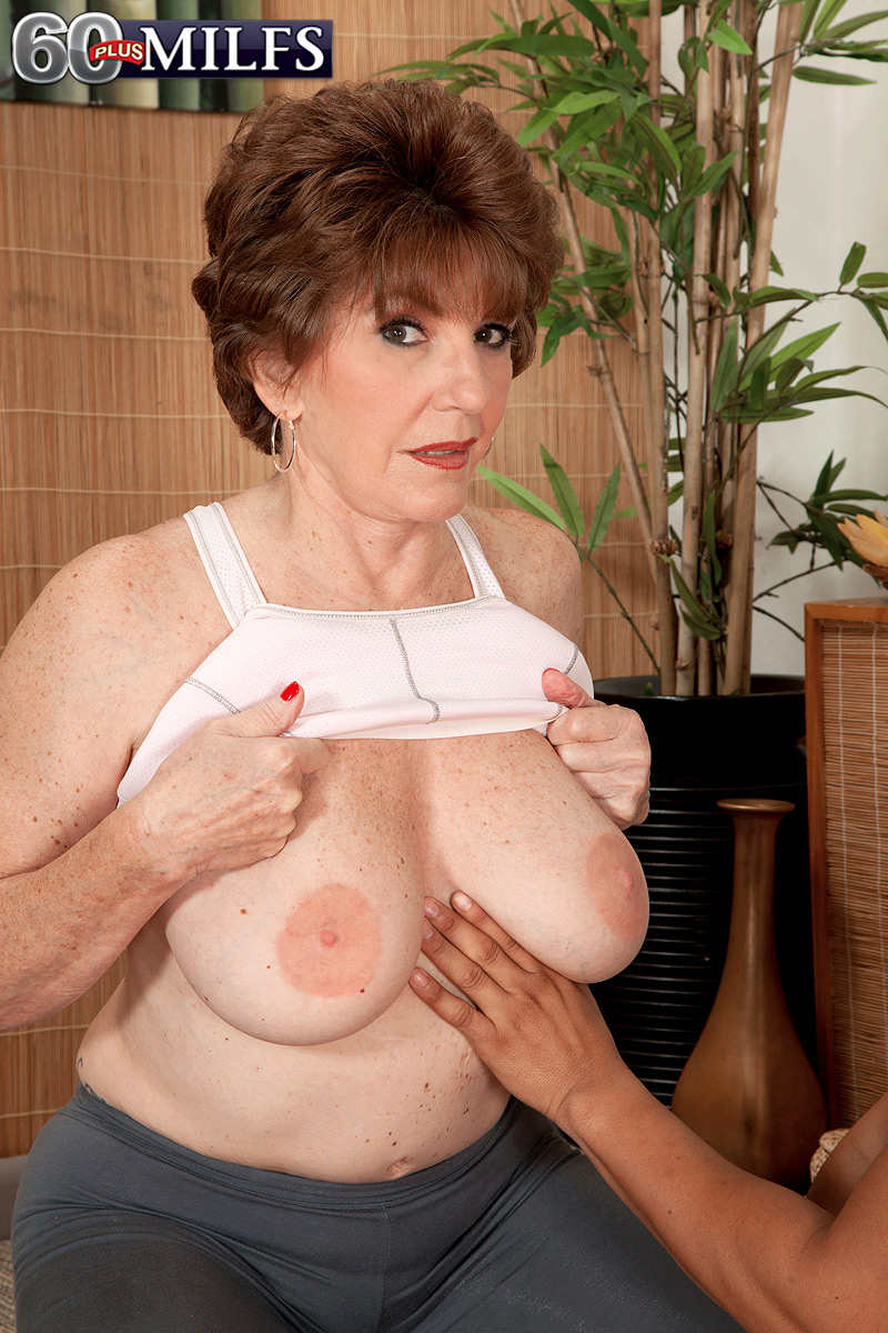 Mature old granny fuck her instructor
