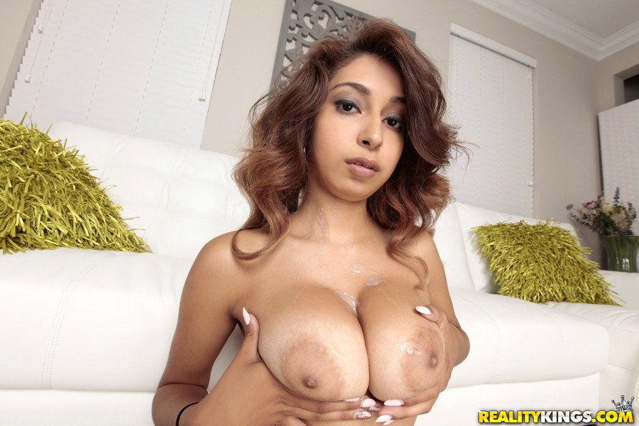 Express gratitude naked latina big natural boobs