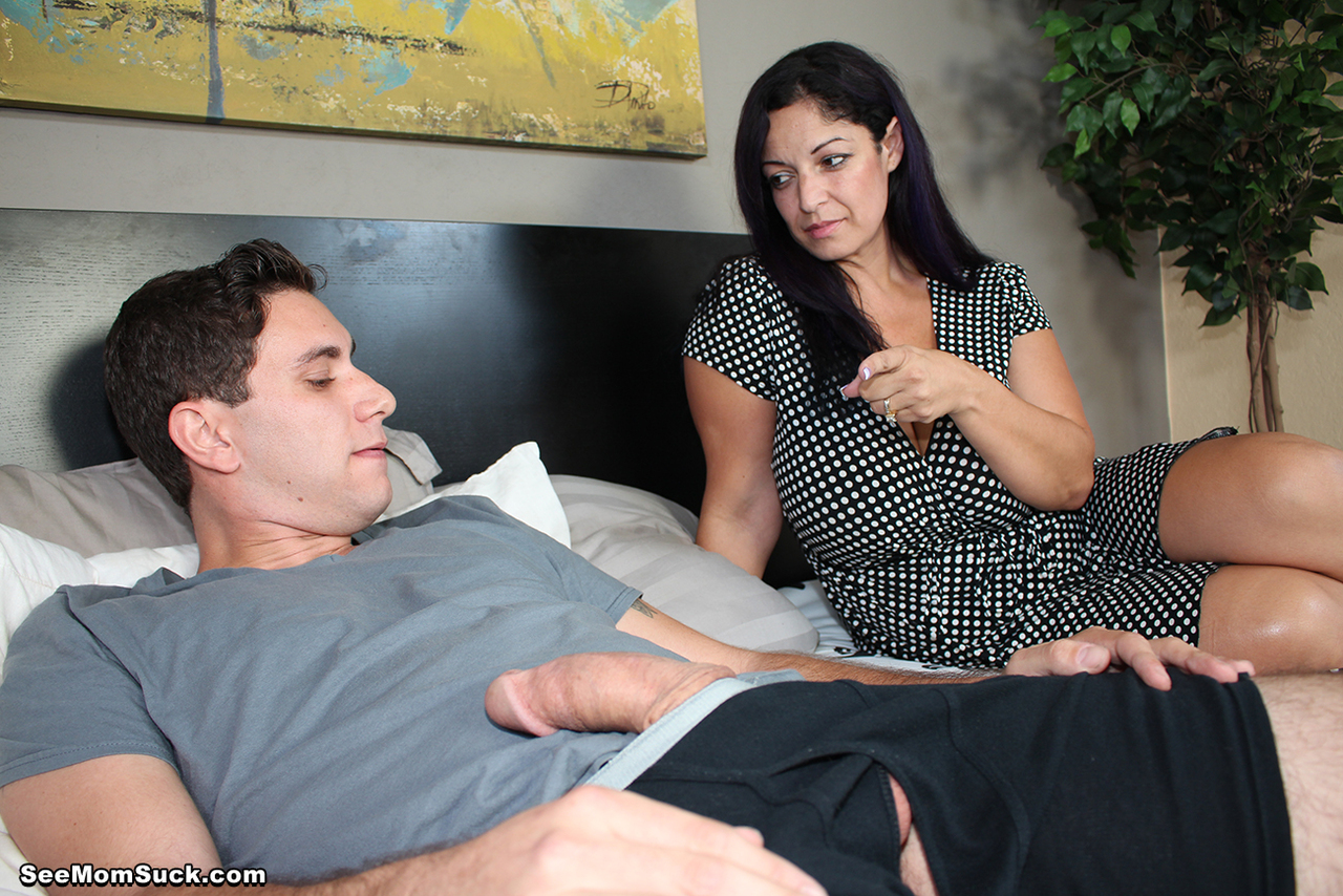 Stepmom Huge Cock