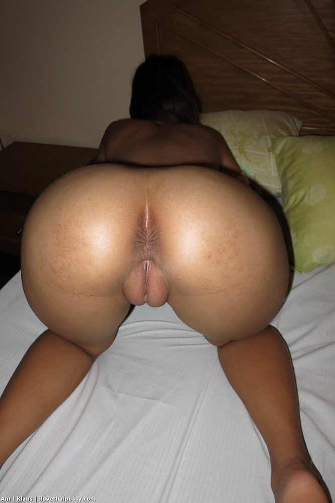 ass Amateur on girl cum