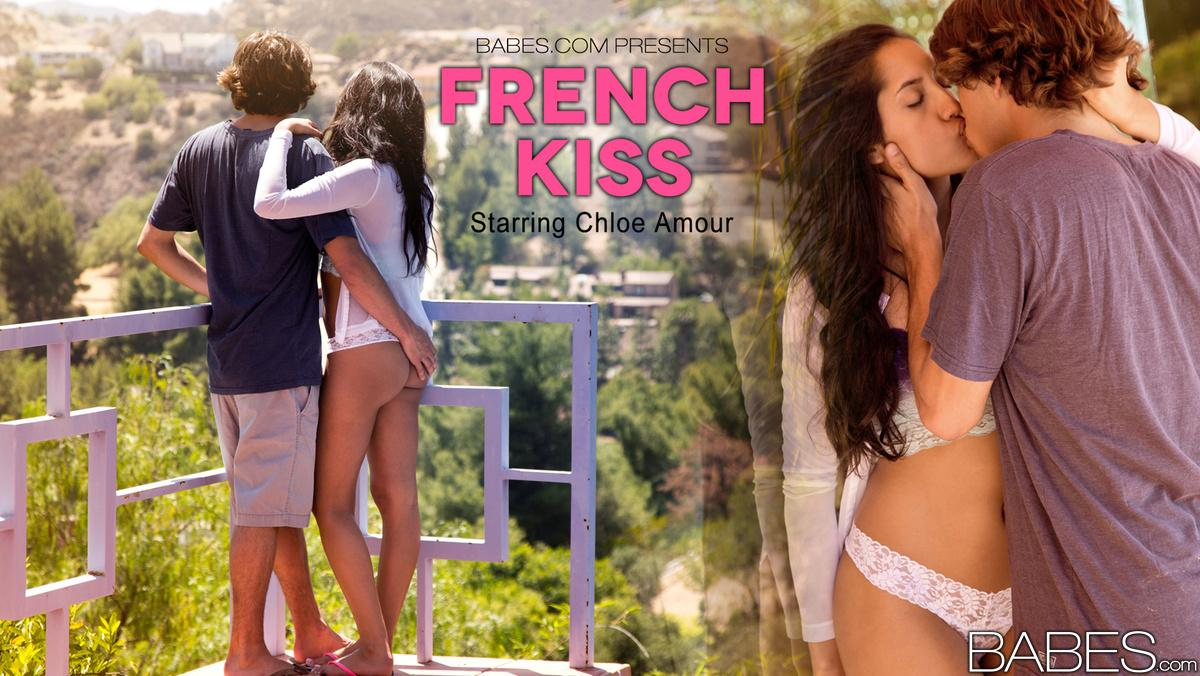 chloe amour has hard nipples licked before cumshot on shaved cunt