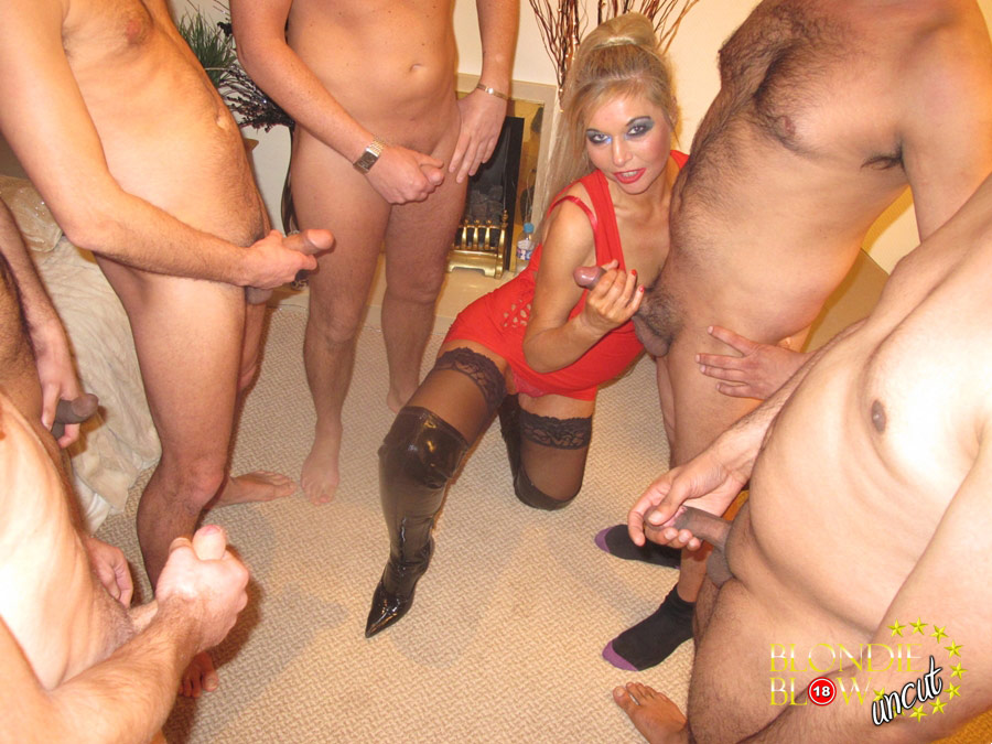 With you Blondie blow gangbang galleries not