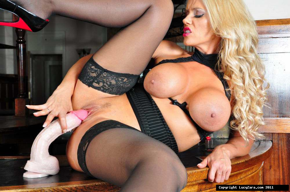 Regret, that lucy zara dildo toy