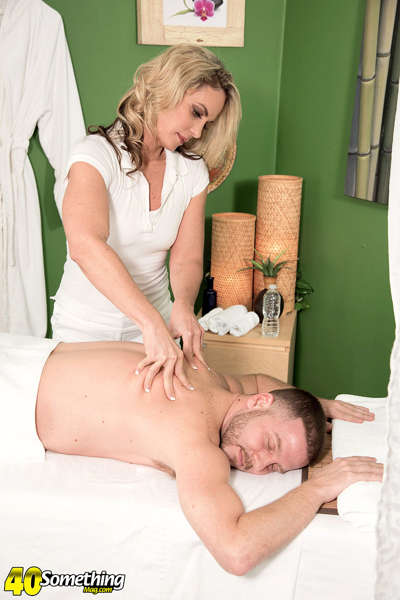 Girl Girl Happy Ending Massage