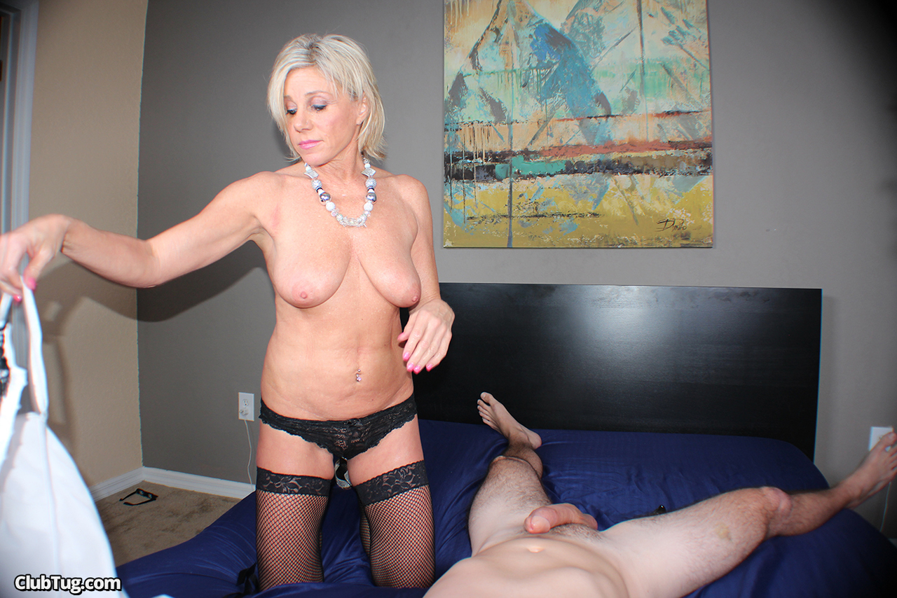 Blonde Milf In The Boardroom Free Pics