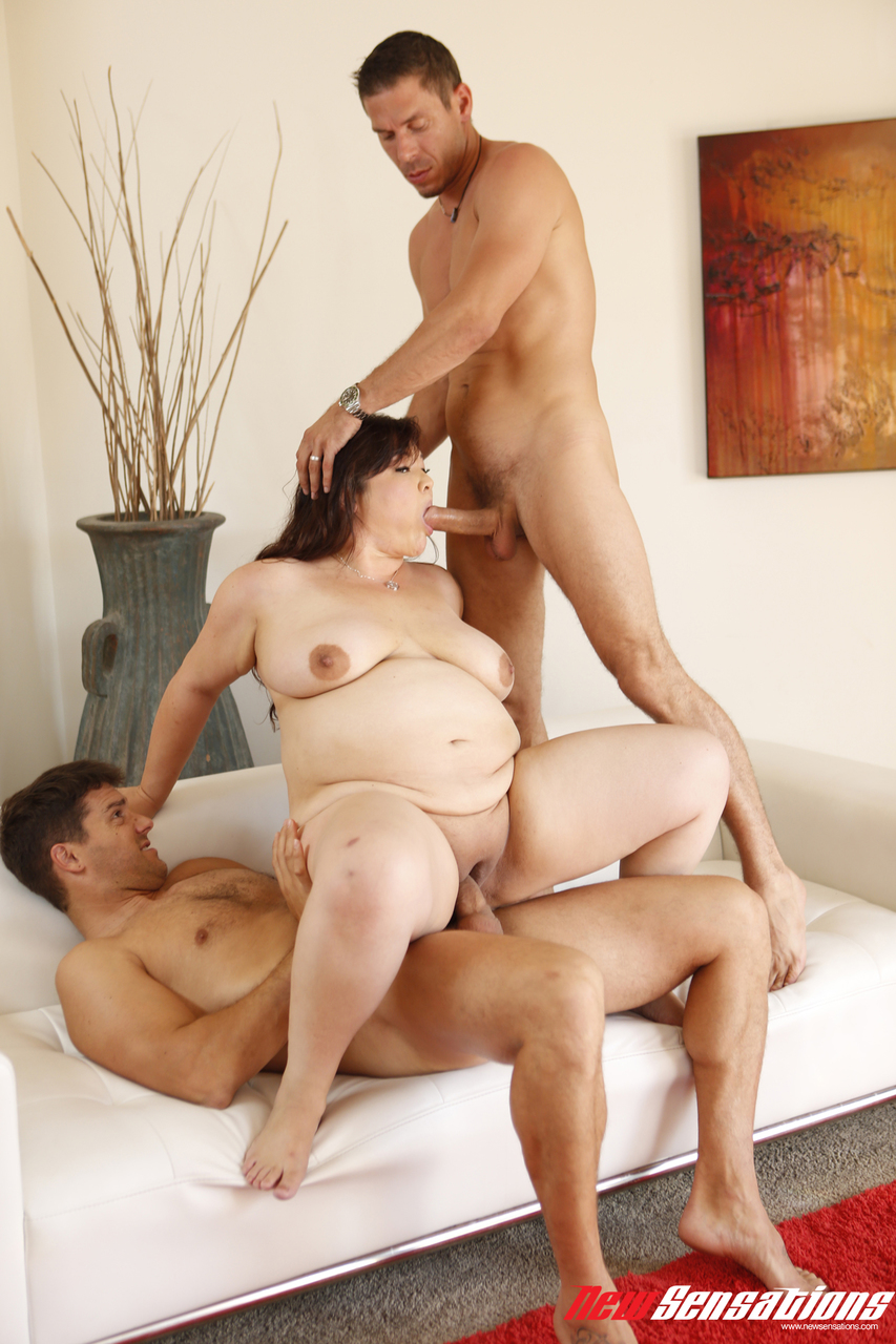 Real Bbw Wife Threesome