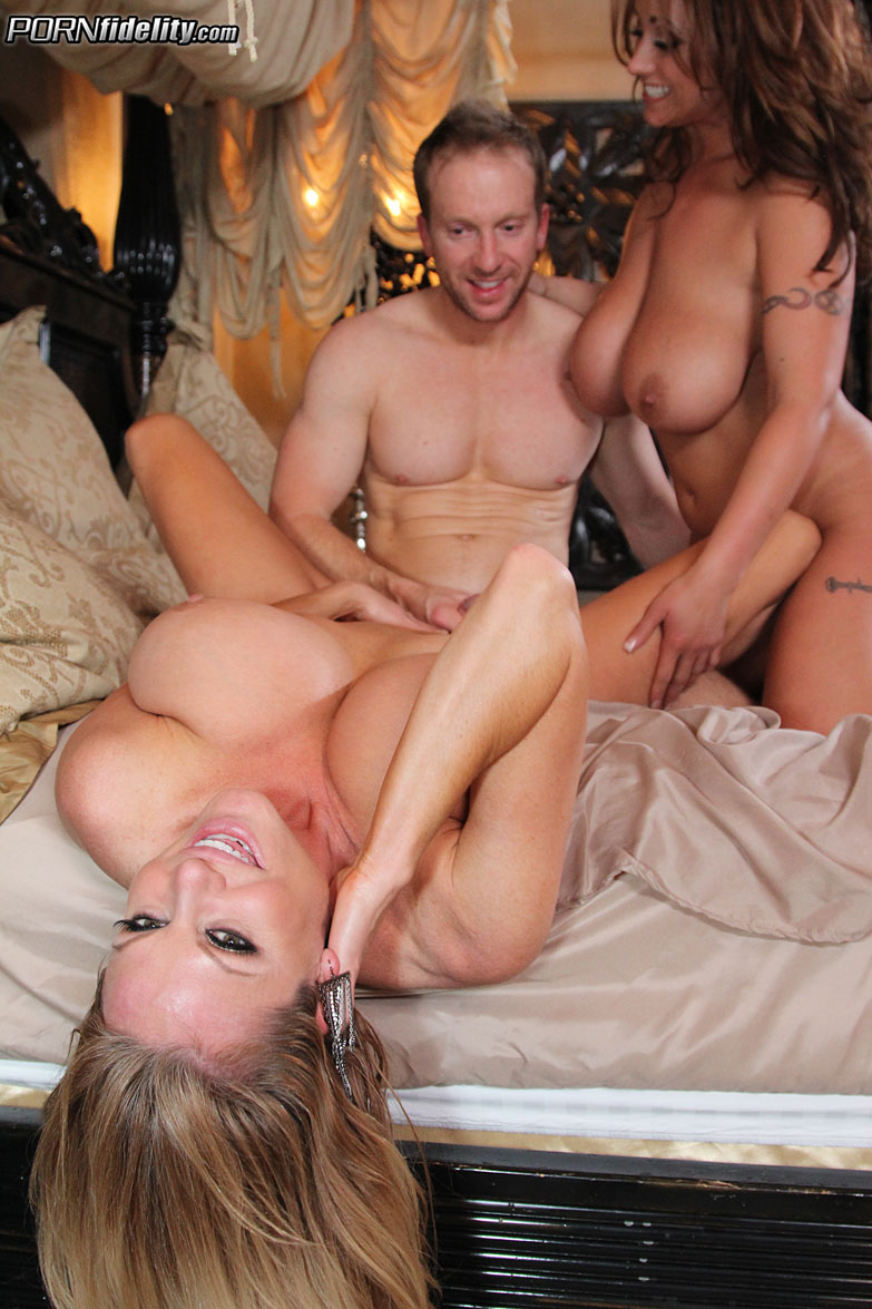 Ryan Madison Creampie Twice