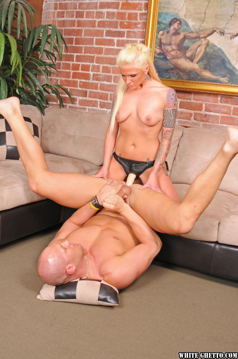 Milf dominate young men