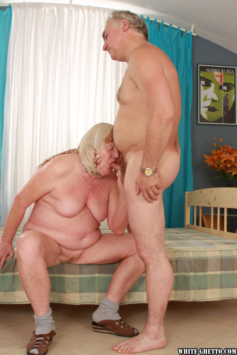 Fat grannies sex