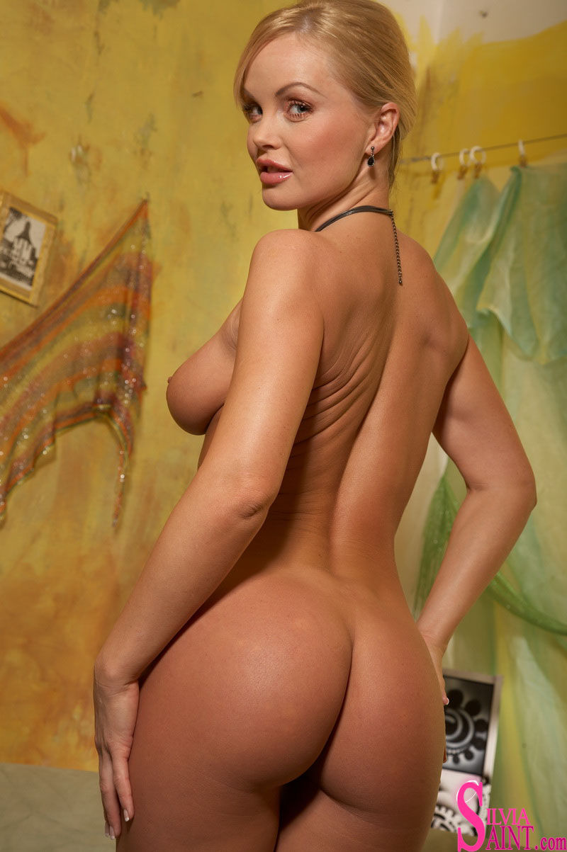images of silvia saint