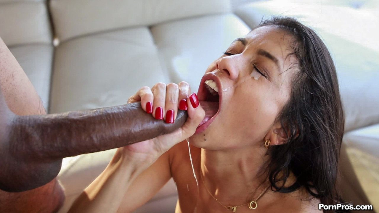 Mexican sucking black dick - 2 part 7