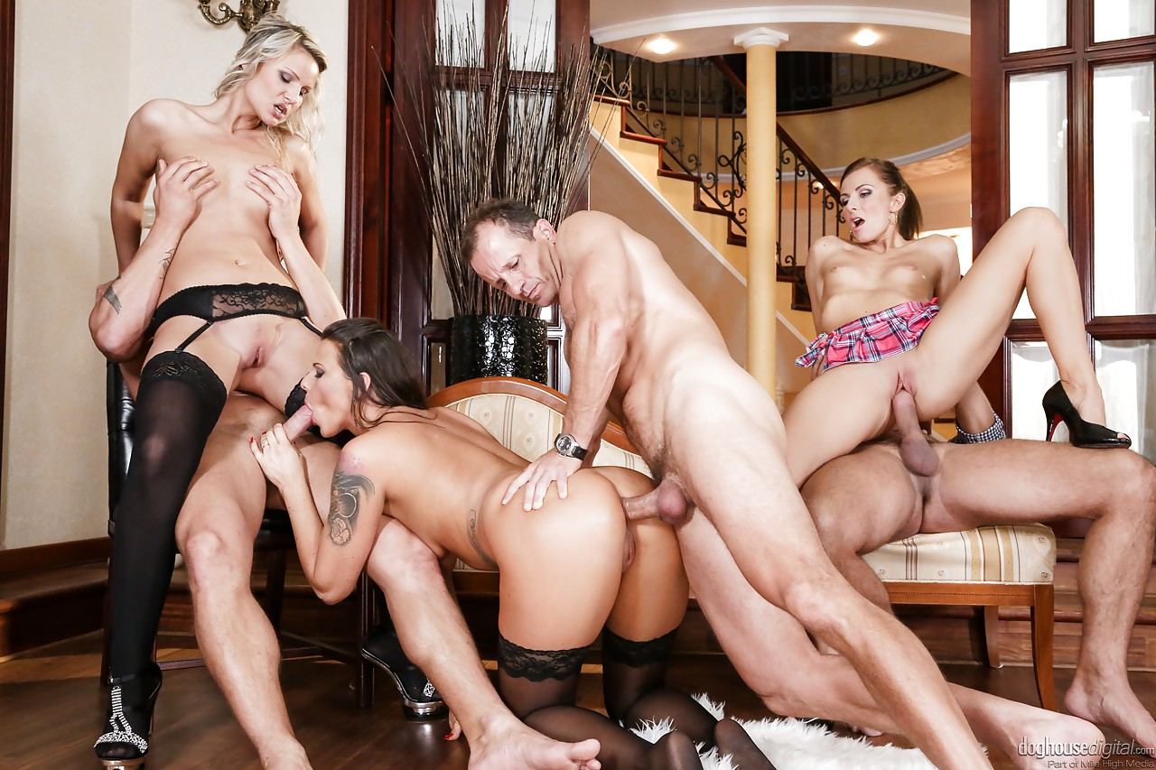 Ultimate orgy music video, xxx senior porn