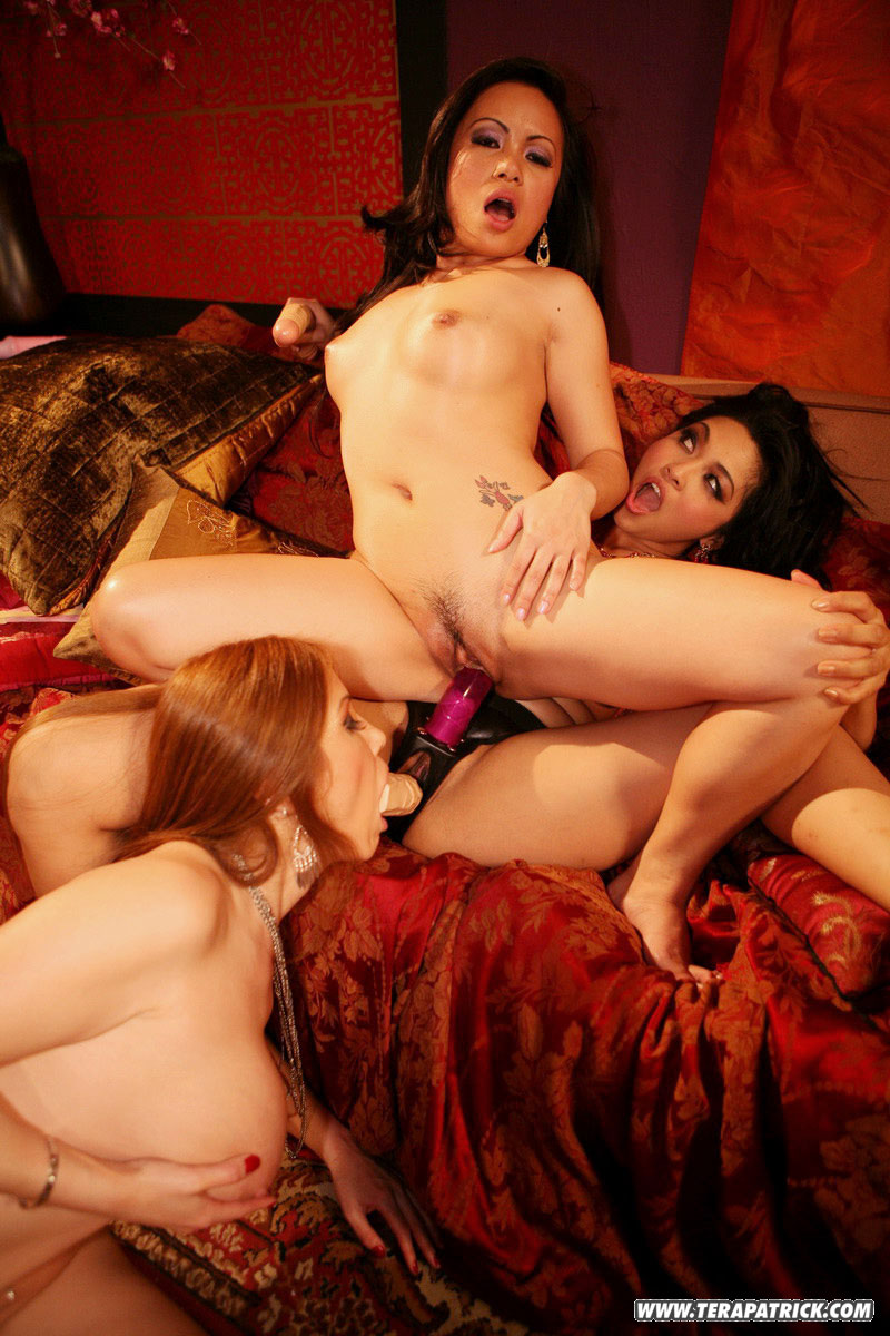 toying orgy asian Sexy