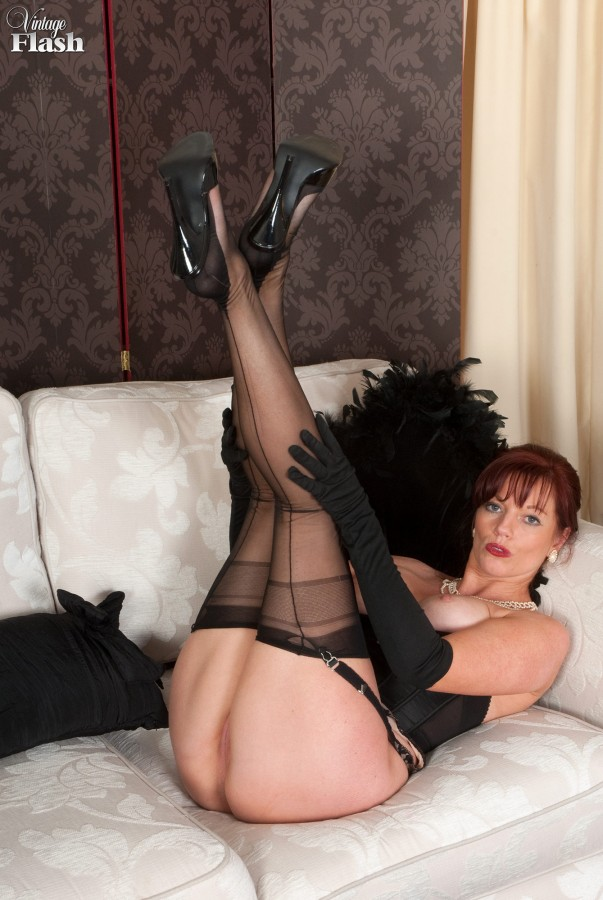 Old Mature Nylons Images