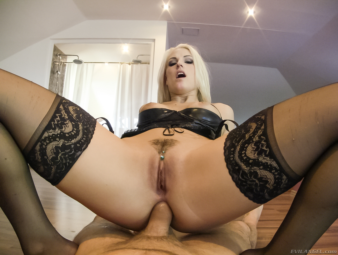 Pretty anal girls pov evil angel