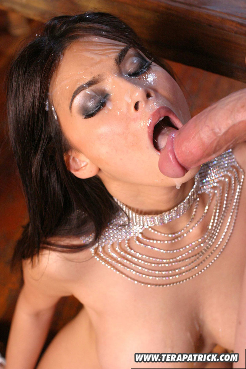 Tera patrick sucking — 11