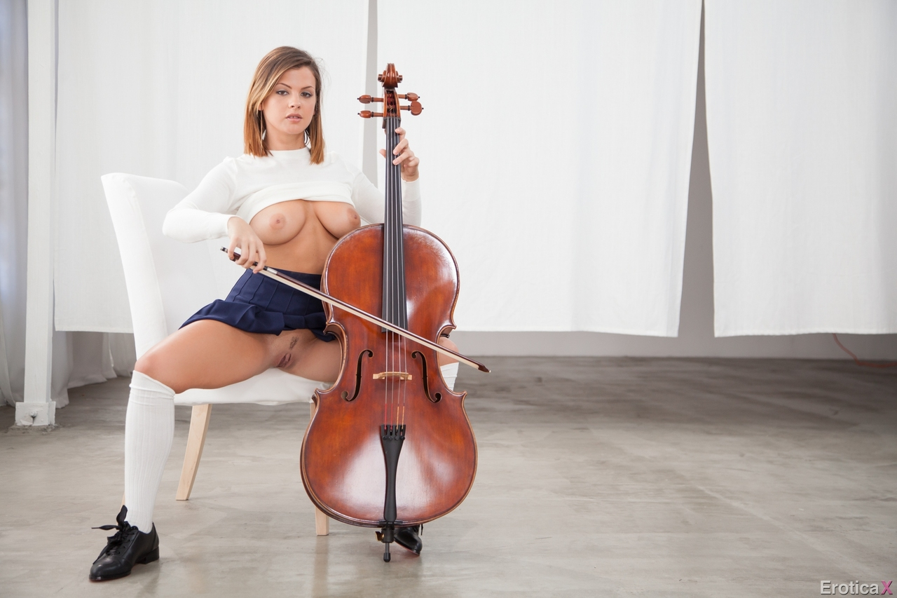 lessons on the cello porn