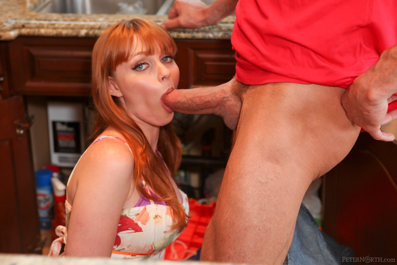 Mature redhead blowjob sells girl scout cookies, asian lesbian huge breast