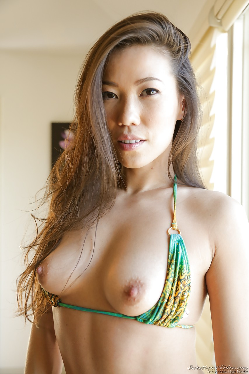 hot asian milf nude
