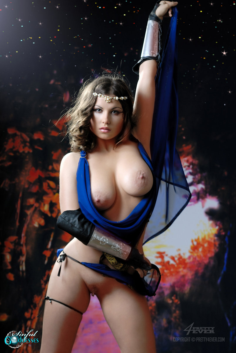 warriors nude Female