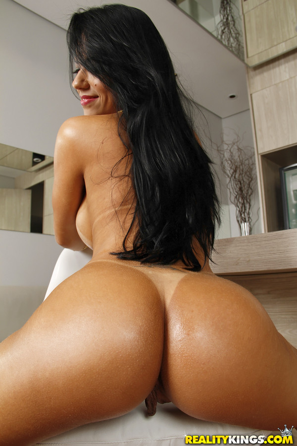 big ass naked brazil women