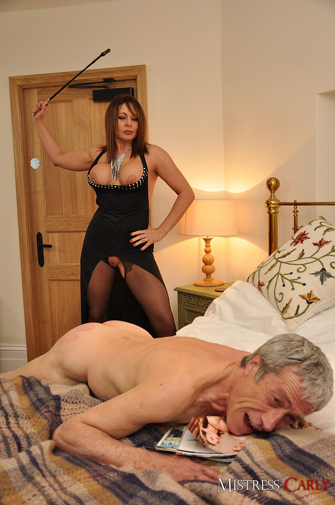 Mature large tits mistress