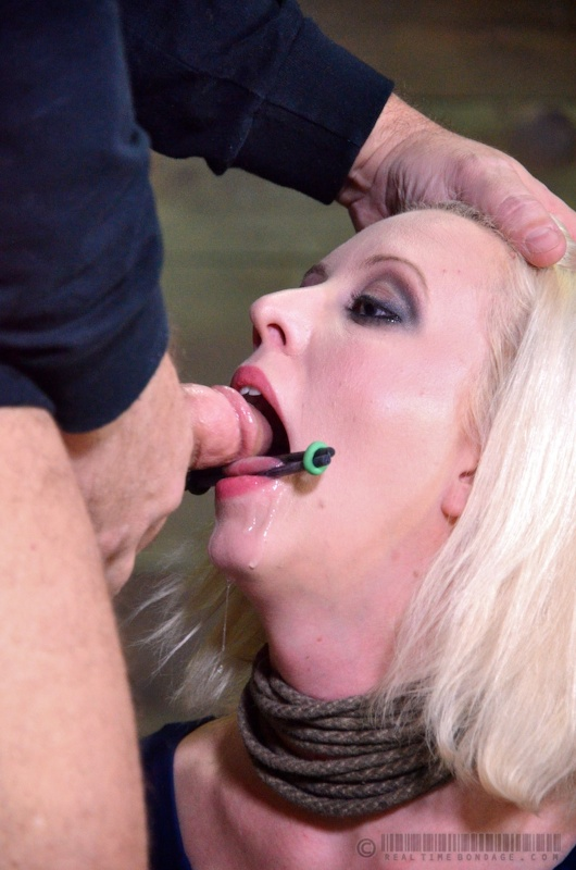 Amateur Blonde Bbc Cum Swallow